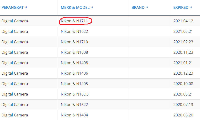 New Nikon